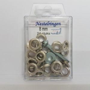 Nestelringen 8mm