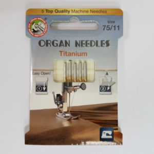 Organ Machinenaald Titanium