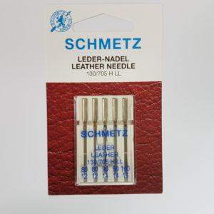 Schmetz Machinenaald Leder