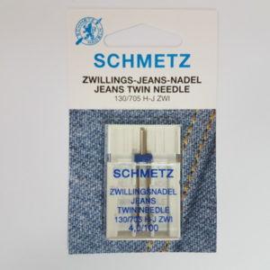 Schmetz Machinenaald Tweeling Jeans