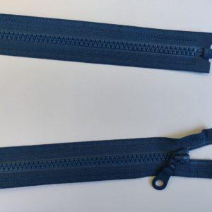 Bloktand deelbaar Jeans Blauw