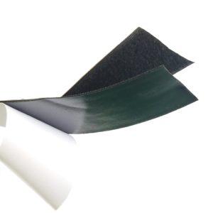 Klittenband 5 cm plakbaar zwart