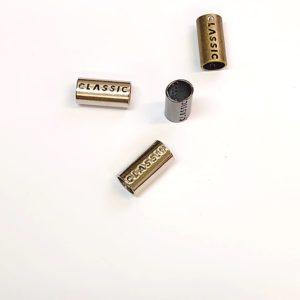 Koord einde metaal 14mm divers